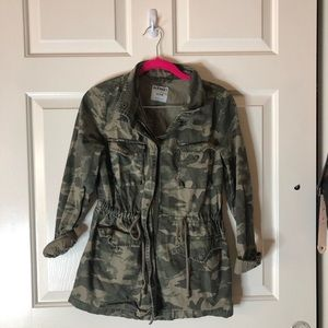Old navy army utility jacket